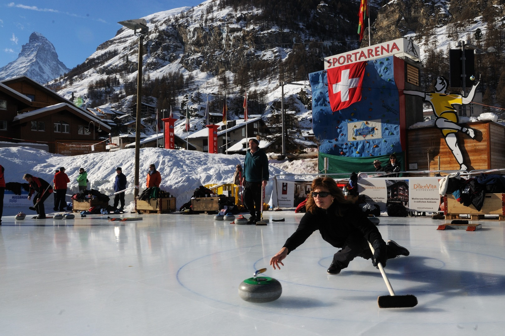 Zermatt Curling